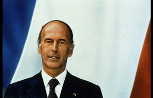 V. Giscard d'Estaing